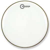 AQUARIAN Classic Clear 13 Inch Snare Drumhead