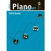 AMEB Piano For Leisure Series 1 Grade 3