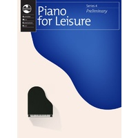 AMEB Piano for Leisure Series 4 - Preliminary Grade