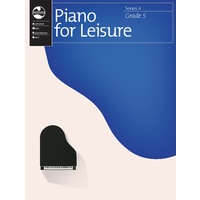 AMEB Piano for Leisure Series 4 - Grade 5