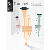 AMEB Trumpet Technical Work 2019