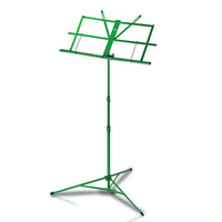 ARMOUR MS3127GR Music Stand with Bag in Green