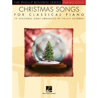 Christmas Songs for Classical Piano - Phillip Keveren Piano Solo