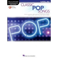 Classic Pop Songs for Violin