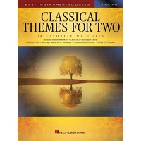 Classical Themes for Two Violins - Duet