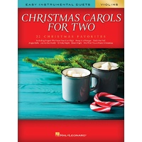 Christmas Carols for Two Violins