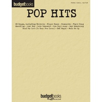 Budget Books - Pop Hits - PVG