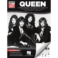 Queen - Super Easy Songbook