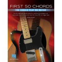 First 50 Chords You Should Play on Guitar
