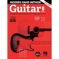 Modern Band Method - Guitar Book 1