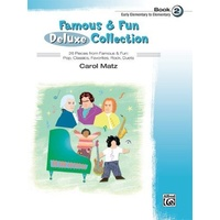 Famous and Fun Deluxe Collection Book 2