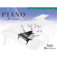 Piano Adventures Primer - Performance Book