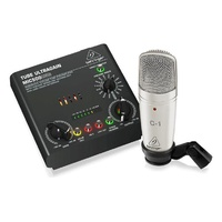 BEHRINGER Voice Studio C1 Bundle Package