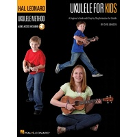 Hal Leonard Ukulele for Kids BK/OLA
