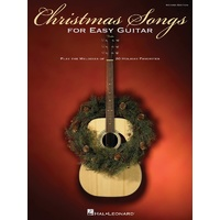 Christmas Songs for Easy Guitar - 2nd edition