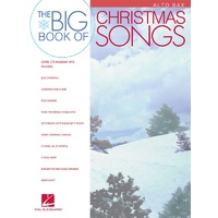 Big Book of Christmas Songs for Alto Sax
