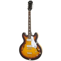 EPIPHONE Casino Vintage Sunburst Hollow Body Electric Guitar