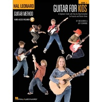 Hal Leonard Guitar for Kids Method - Book 1