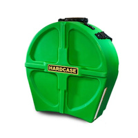 HARDCASE 14 Inch Snare Case Lined Light Green