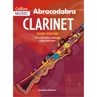 Abracadabra Clarinet - Book Only