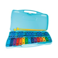 ANGEL 25 Note Chromatic Glockenspiel AX25K w/Mallets and Case