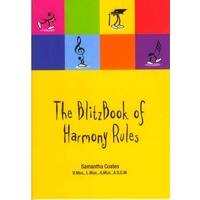 Blitz Book of Harmony Rules