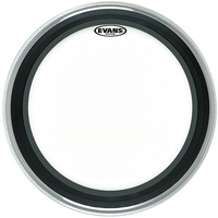 EVANS EMAD2 22 Inch Clear Bass Drumhead