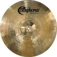 BOSPHORUS Gold Series 16 Inch Power Crash Cymbal