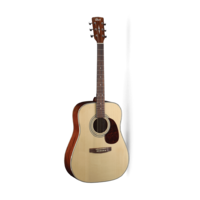 CORT Earth 70 Open Pore Acoustic Guitar Pack