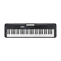 CASIO CTS300 Keyboard - Black