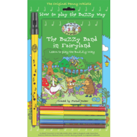CLARKE - The Buzzy Band in Fairyland Tin Whistle Pack