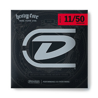 Dunlop Heavy Core Electric String Set Heavier 11-50
