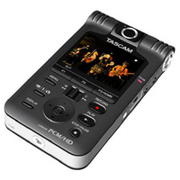 TASCAM DR-V1HD Video/Linear PCM Recorder