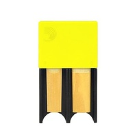 D'ADDARIO Reed Guard - Yellow