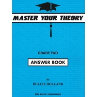 Master Your Theory Grade 2 - Answer Book