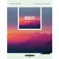 More Than the Score- Debussy Arabesque No. 1 Peters Edition
