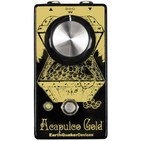 EARTHQUAKER DEVICES Acapulco Gold Distortion Pedal