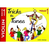 Tricks to Tunes Book 1 for Violin