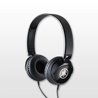 YAMAHA HPH-50 Headphones - Black