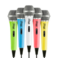 IK MULTIMEDIA iRig Mic Voice Handheld Analogue Mic for IOS Devices