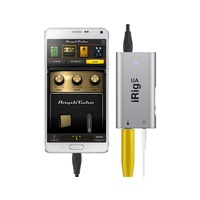 iRig UA Universal Guitar Effects Processor