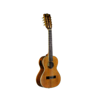 KALA KA-8E Gloss Mahogany 8 String Acoustic Electric Tenor Ukulele