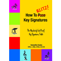 How to Blitz Key Signatures