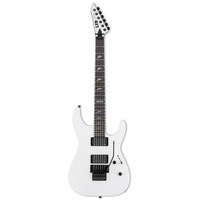 LTD M-1000ESW Snow White Electric Guitar