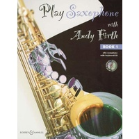 Play Saxophone with Andy Firth Book 1