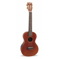 MAHALO Java Tenor Ukulele w/EQ & Bag