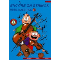 Encore On Strings - Music Maestros Book 1 - Cello