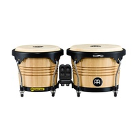 MEINL Free Ride Wood Bongos Natural FWB190NT