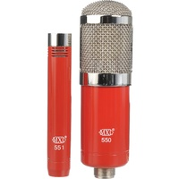 MXL 550/551 Condenser Microphone Package