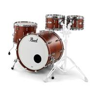 PEARL Reference Pure 4 Pce Shell Drum Kit Matte Walnut Finish
